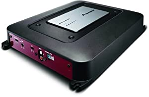Pioneer GM-5400T 760-Watt, 2-Channel Power Amplifier