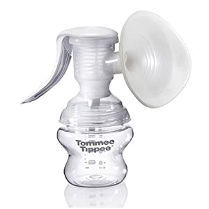 Tommee Tippee Closer to nature - Sacaleches - BebeHogar.com