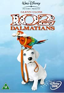 102 Dalmatians (Live Action) [DVD] [2000]