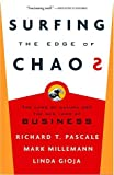 img - for Surfing the Edge of Chaos: The Laws of Nature and the New Laws of Business book / textbook / text book