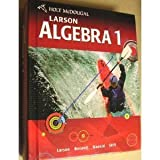 img - for Holt McDougal Larson Algebra 1: Student Edition 2011 book / textbook / text book