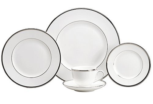 Wedgwood Sterling 5-Piece Dinnerware Place Setting, Service for 1