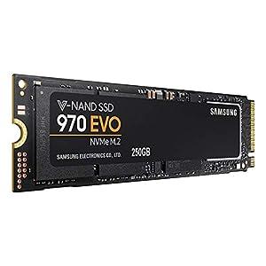 Samsung 970 EVO NVMe Series 250GB M.2 PCI-Express 3.0 x 4 Solid State Drive (V-NAND)