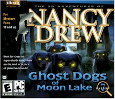 Nancy Drew : Ghost Dogs of Moon Lake (Jewel Case)