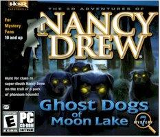 Nancy Drew Dogs of Moon Lake