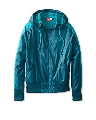 PUMA Women's Windbreaker Jacket