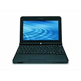 Toshiba Mini NB205-N210 10.1-Inch Black Netbook - 9 Hour Battery Life