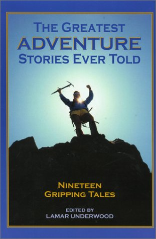 Image for Greatest Adventure Stories Ever Told