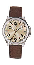 Tommy Hilfiger Analog Gold Dial Mens Watch - TH1790990J