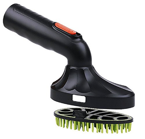 Vacuum Cleaner Pet Grooming Tool Dog & Cat Hair Brush Clean Mites Vacuum Dog Brush Vatcuum Nozzle Attachment 1.25''(32mm) (Pet Vacuum Brush compare prices)