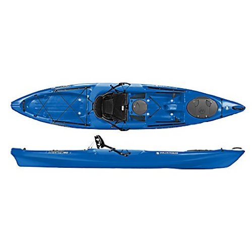 Wilderness systems tarpon 120 sit on top kayak 2014 for Wilderness systems fishing kayaks