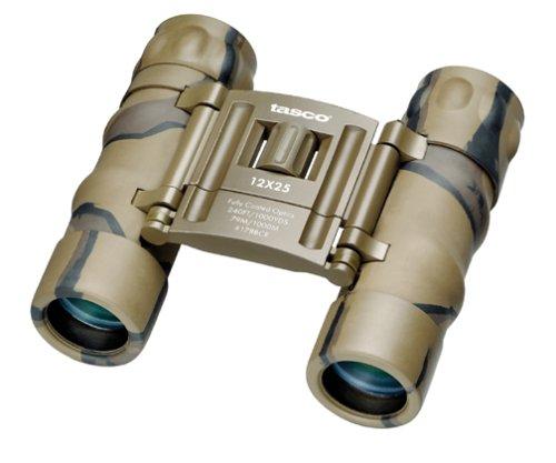 Tasco Essentials 12X25 Binocular (Camouflage)