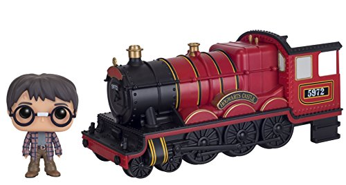 Funko POP Rides: Harry Potter - Hogwarts Express Engine with Harry Potter Action Figure (Harry Potter Display Case compare prices)