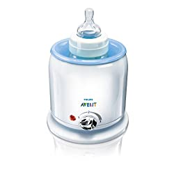 Philips Avent Electric Bottle and Baby Food Warmer