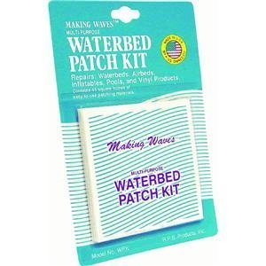 Rps Products Wpk Waterbed Patch Kit 078757002509
