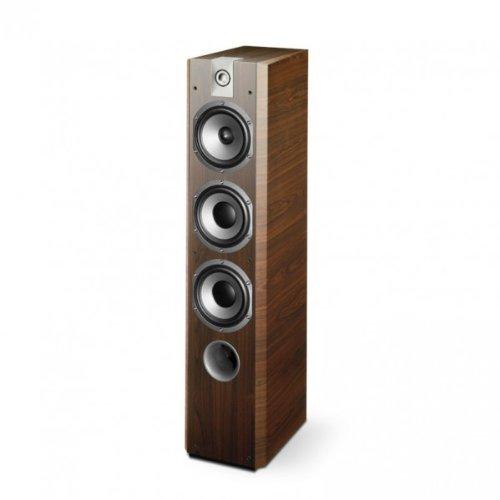 Focal CHORUS 726 V Enceinte pour MP3 & Ipod Marron