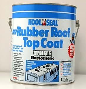 kool seal rv rubber roof top coat 1gal 63 900 1 automotive. Black Bedroom Furniture Sets. Home Design Ideas