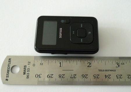 Sandisk 闪迪 Sansa Clip+ MP3播放器 4GB 官翻版(支持Rockbox)美国亚马逊