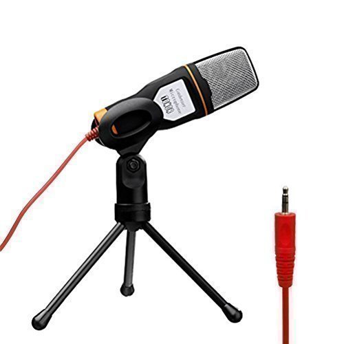 Tonor TN12326 Professional Condenser Sound Podcast Studio Microphone For PC Laptop Computer (Computer Condenser Microphone compare prices)