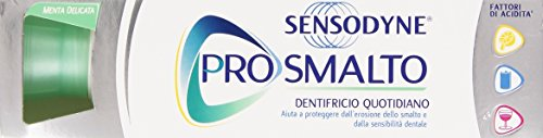 Sensodyne - Prosmalto, Dentifricio Quotidiano - 75 ml