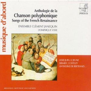 ANTHOLOGIE DE LA CHANSON POLYPHONIQUE
