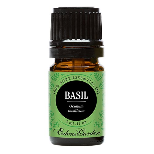 Basil 100% Pure Therapeutic Grade Essential Oil by Edens