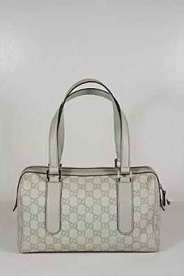 Gucci Handbags Cream (Off White) Guccissima Leather 257289