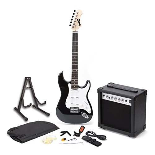 rockjam-full-size-electric-guitar-superkit-with-20-watt-amp-guitar-stand-case-tuner-and-accessories