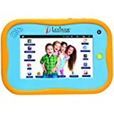 Lexibook 7-inch Tablet Junior in English Version with 2 x Protective Screen Sheets