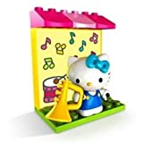 MEGA BLOKS: Hello Kitty: Character Pack: Music
