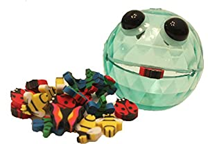 Munchy Ball Vinyl Ball with Bugs from TMC Adaptations