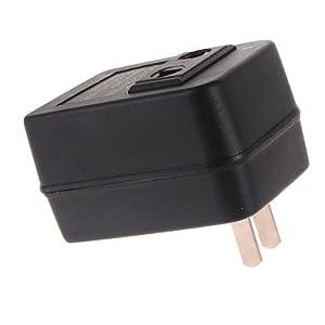 50w ac 110v vers 220v tension convertisseur converter. Black Bedroom Furniture Sets. Home Design Ideas