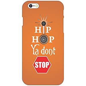 I Phone 6 hip hop Phone Cover - Matte Finish Phone Cover