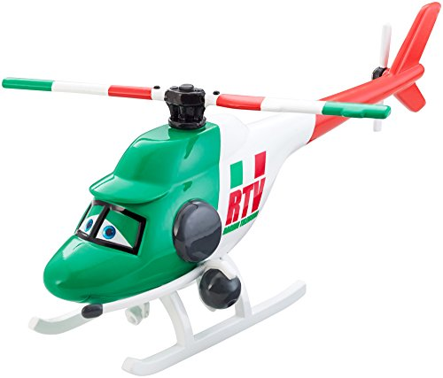 Disney Planes Character Diecast Vehicle, Mexican TV Chopper