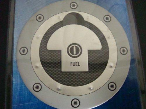 Carbon Fiber Gas Tank Racing Decal New Universal