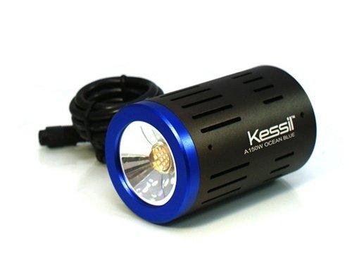 Kessil A150W Actinic Special Blend Led Aquarium Light - Deep Ocean Blue