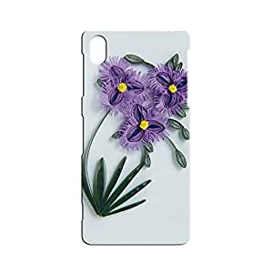 BLUEDIO Designer 3D Printed Back case cover for Sony Xperia Z5 - G5559