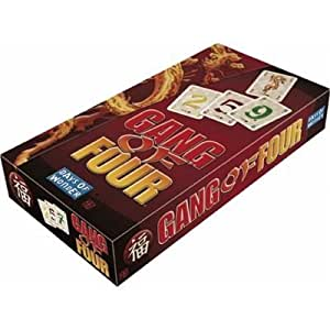 Gang of Four Card Game