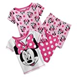 Disney Minnie Mouse Pajama Set - Toddler
