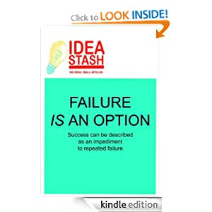 Failure is an Option (Article) Scott H. Lewis