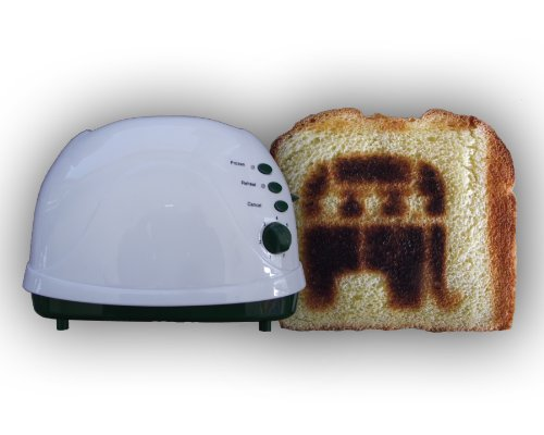 Toasters For Republicans (Green) front-450116
