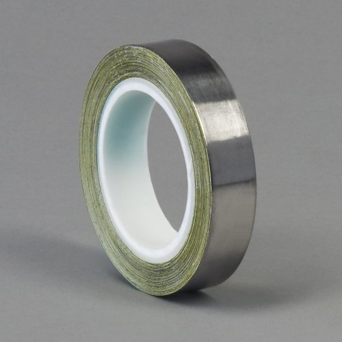Olympic Tape(TM) 3M 421 2in X 36yd Dark Silver Lead Foil Tape (1 Roll)