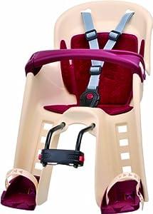 Polisport Kinder Fahrrad-Kindersitz, beige, 67866