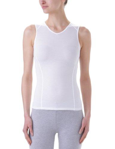 Gore Running Wear Essential Womens Base Layer Vest Top - White 6