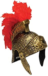 Roman Gladiator Soldier Helmet Hat