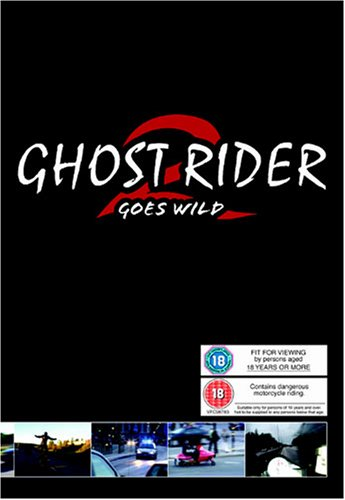 Ghost Rider - 2 Goes Wild [DVD]