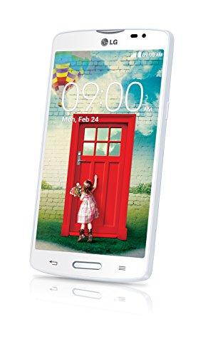 lg d373 l80 smartphone dbloqu 3g ecran 50 pouces 4 go simple sim android blanc. Black Bedroom Furniture Sets. Home Design Ideas