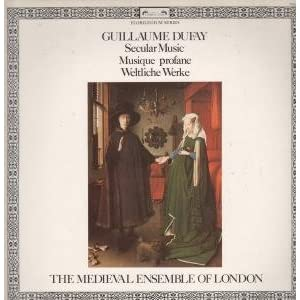 Guillaume Dufay Secular Music | RM.