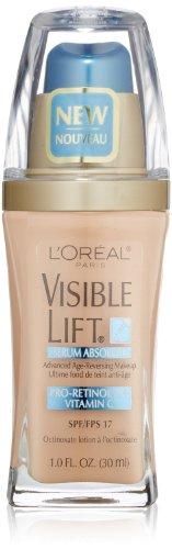 L'Oreal Paris Visible Lift Serum Absolute Advanced Age-Reversing Makeup, Classic Ivory, 1.0 Ounces