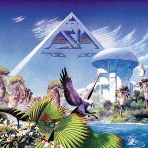 Original album cover of Alpha by Asia